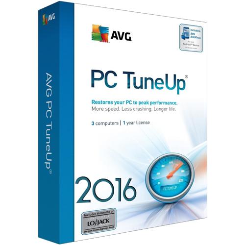 AVG PC TuneUp 2016 16.52.2.34122 | Katılımsız