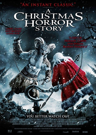 A Christmas Horror Story 2015 BRRip XviD Türkçe Altyazı – Tek Link