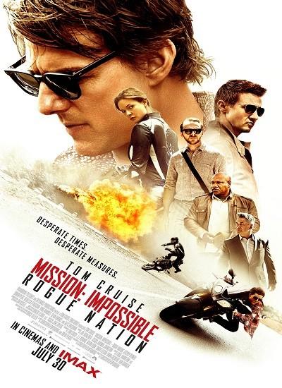 Görevimiz Tehlike 5 – Mission Impossible Rogue Nation 2015 BDRip x264 Türkçe Altyazı – Tek Link