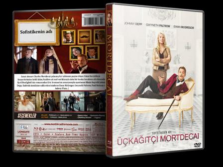 Üçkağıtçı Mortdecai 2015 DVD-5 DuaL TR-EN – Tek Link