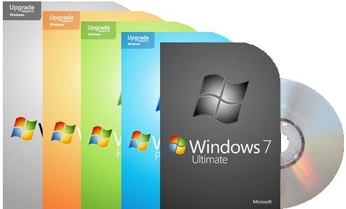 Windows 7 SP1 13in1 TR | Tüm Sürümler | MSDN