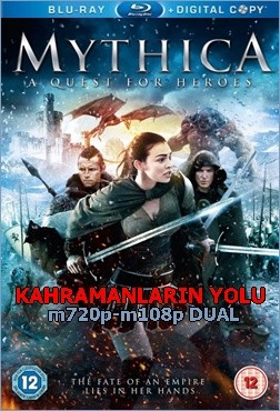 Kahramanların Yolu – Mythica: A Quest for Heroes 2014 m720p-m1080p Mkv DUAL TR-EN – Tek Link