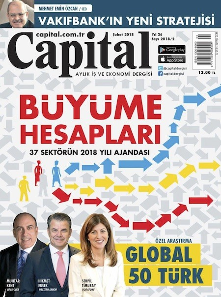 Capital Şubat 2018 Pdf
