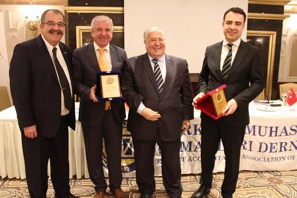 TMU Derneğinin Taksim Elite World Otelde Düzenlemiş Olduğu Toplantıda;