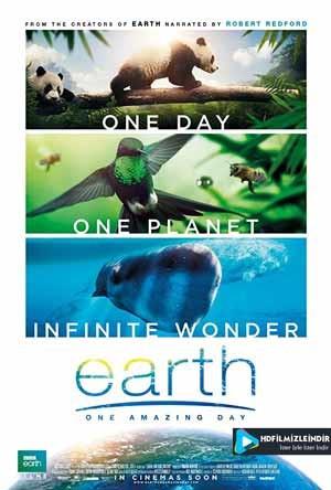 Earth: One Amazing Day (2017) Türkçe Altyazı İzle İndir Full HD 1080p Tek Parça