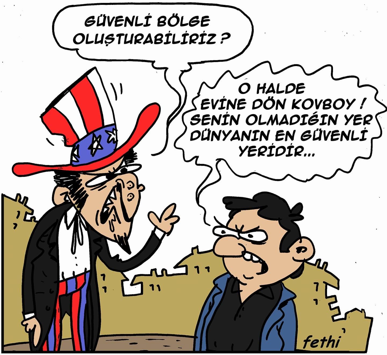 GÜVEN VE GÜVENLİ BÖLGE..