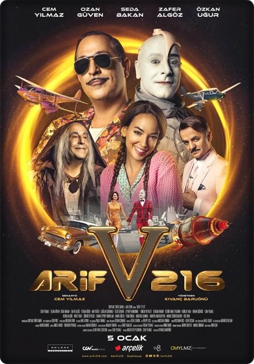 Arif v 216 2018 (Yerli Film) 720p HDCAM