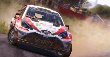 WRC 7 FIA World Rally Championship Full indir Ekran Görüntüsü 2