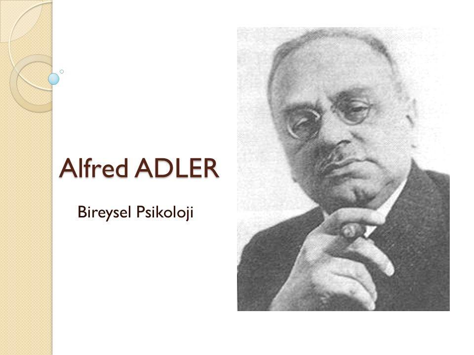 Alfred Adler Bireysel Psikoloji Pdf