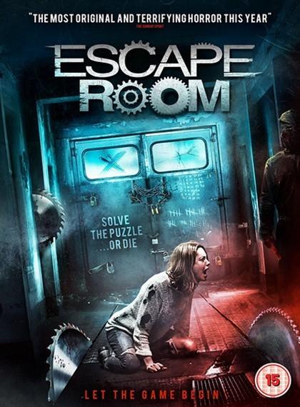 Kaçış Odası - Escape Room - 2017 - BRRip - Türkçe Dublaj