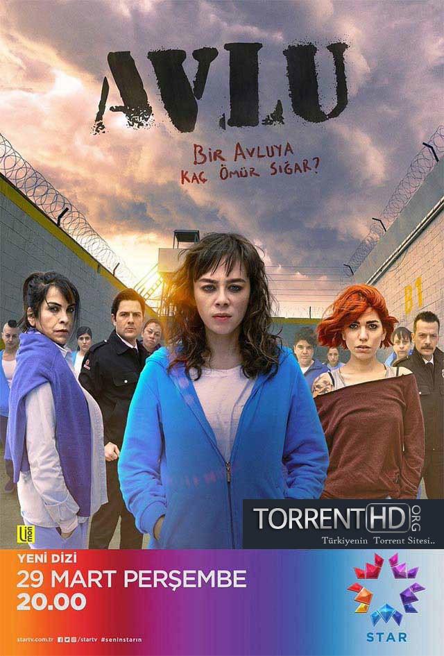 Avlu 19. Bölüm (8 Kasım Perşembe) 1080p WEB DL Torrent indir