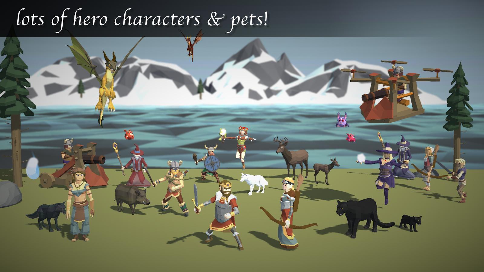 Viking Village Apk İndir