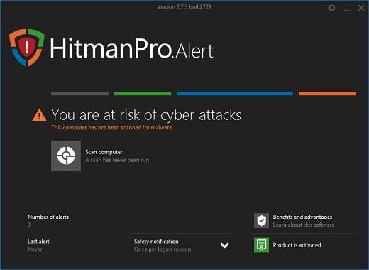HitmanPro Alert Full