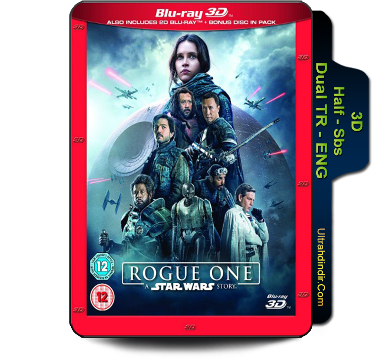 star wars rogue 3d indir film
