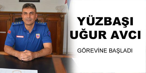İlçe Jandarma Komutanlığına yeni atama yapıldı