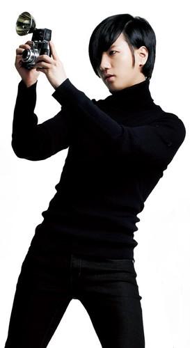 Super Junior A-CHA Photoshoot GDjzAr
