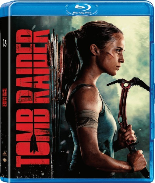 Tomb Raider - 2018 - 1080p 3D ( BluRay DUAL ) TR ENG