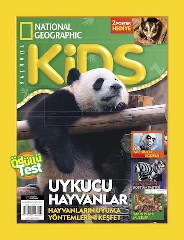 National Geographic Kids Kasım 2018