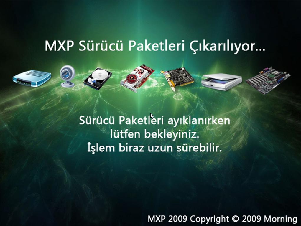 MXP 2009 v3 Full DVD İndir (Yenilendi) -2018