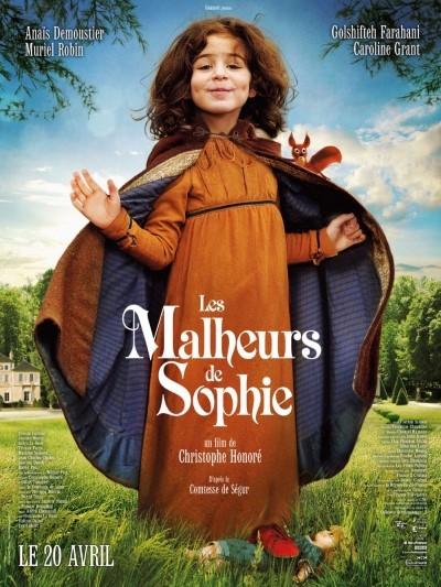 Sophie's Misfortunes - Talihsiz Sophıe (2016) türkçe dublaj film indir