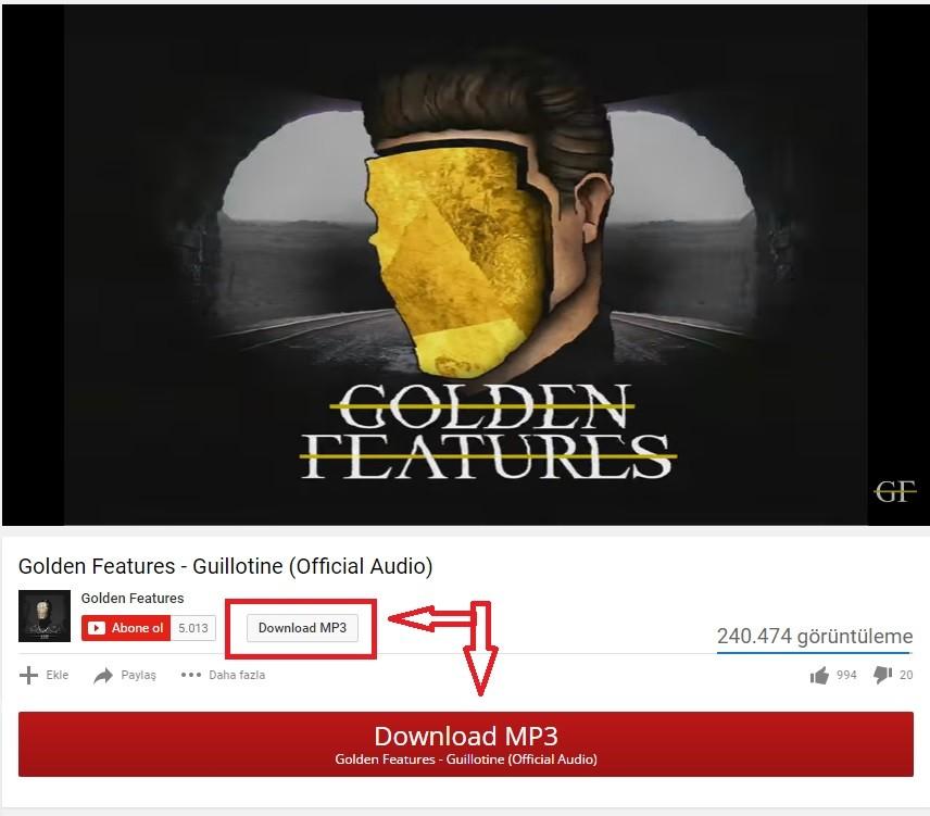 Youtube Mp3 İndirme Eklentisi [Chrome] - internet cafem | Degisen