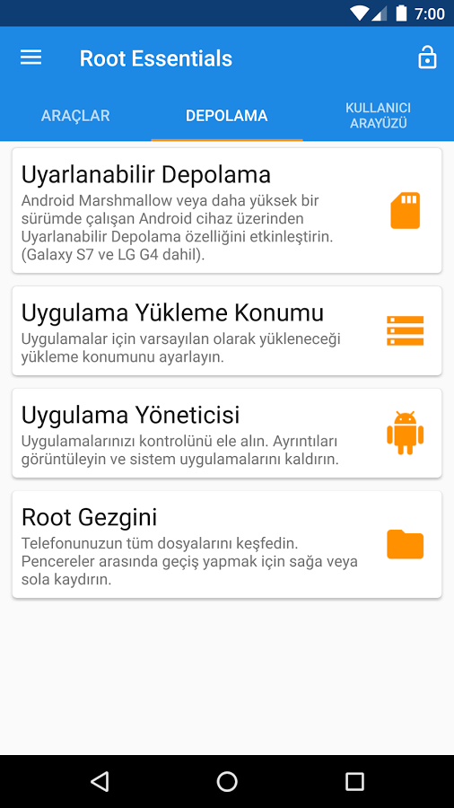 Root Essentials Premium APK İndir