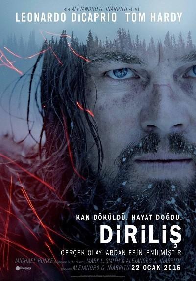 Diriliş - The Revenant (2015) - türkçe dublaj film indir