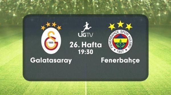 Galatasaray – Fenerbahçe (13.04.2016) | HDTV 720p | Full Maç – indir