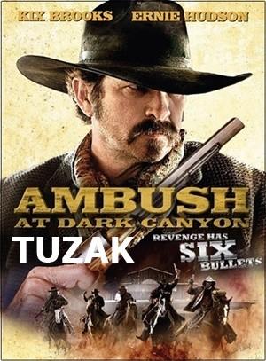Tuzak – Ambush at Dark Canyon 2012 HDRip XviD Türkçe Dublaj – Tek Link