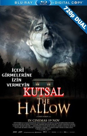Kutsal - The Hallow | 2015 | BluRay 720p x264 | DuaL TR-EN - Teklink indir