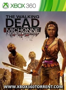 The Walking Dead Michonne Episode 1 Xbox 360 [XBLA] Oyun  İndir [MEGA] [JTAG-RGH]