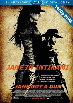 Jane'in İntikamı - Jane Got a Gun | 2016 | BluRay 1080p x264 | DuaL TR-EN - Teklink indir