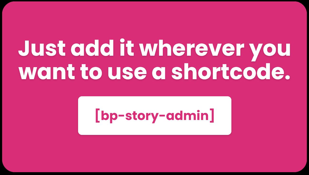 WordPress instagram style stories plugin - 3