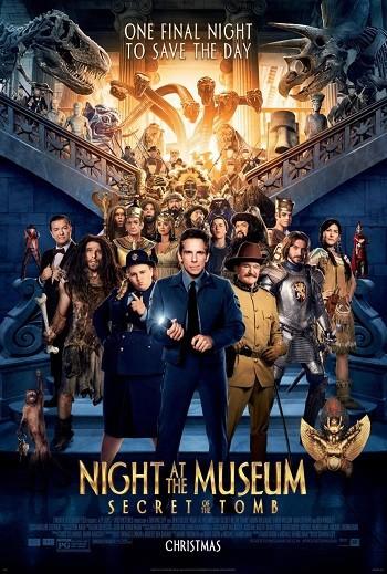 Müzede Bir Gece ( BoxSet 1-2-3 ) Türkçe Dublaj – Full İndir