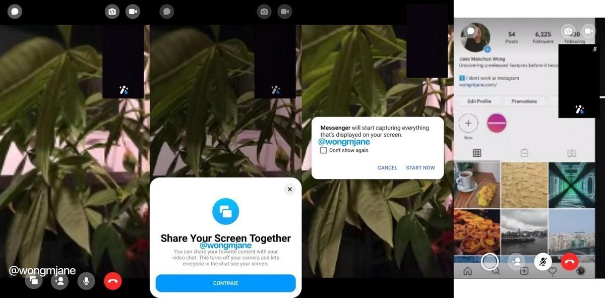 Ekran Paylaşımı Yakında Facebook Messenger'a Gelebilir! İnternet Haberleri Sosyal Medya Haberleri Teknoloji Haberleri