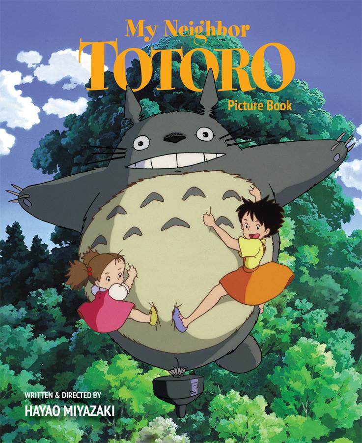 My Neighbour Totoro / Tonari No Totoro / Komşum Totoro / 1988 / Japonya / Türkçe Altyazılı