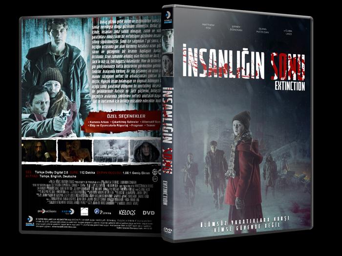 İnsanlığın Sonu – Extinction 2015 DVD-9 DuaL TR-EN – Tek Link