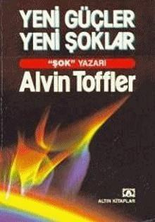Alvin Toffler Yeni Güçler Yeni Şoklar Pdf E-kitap indir