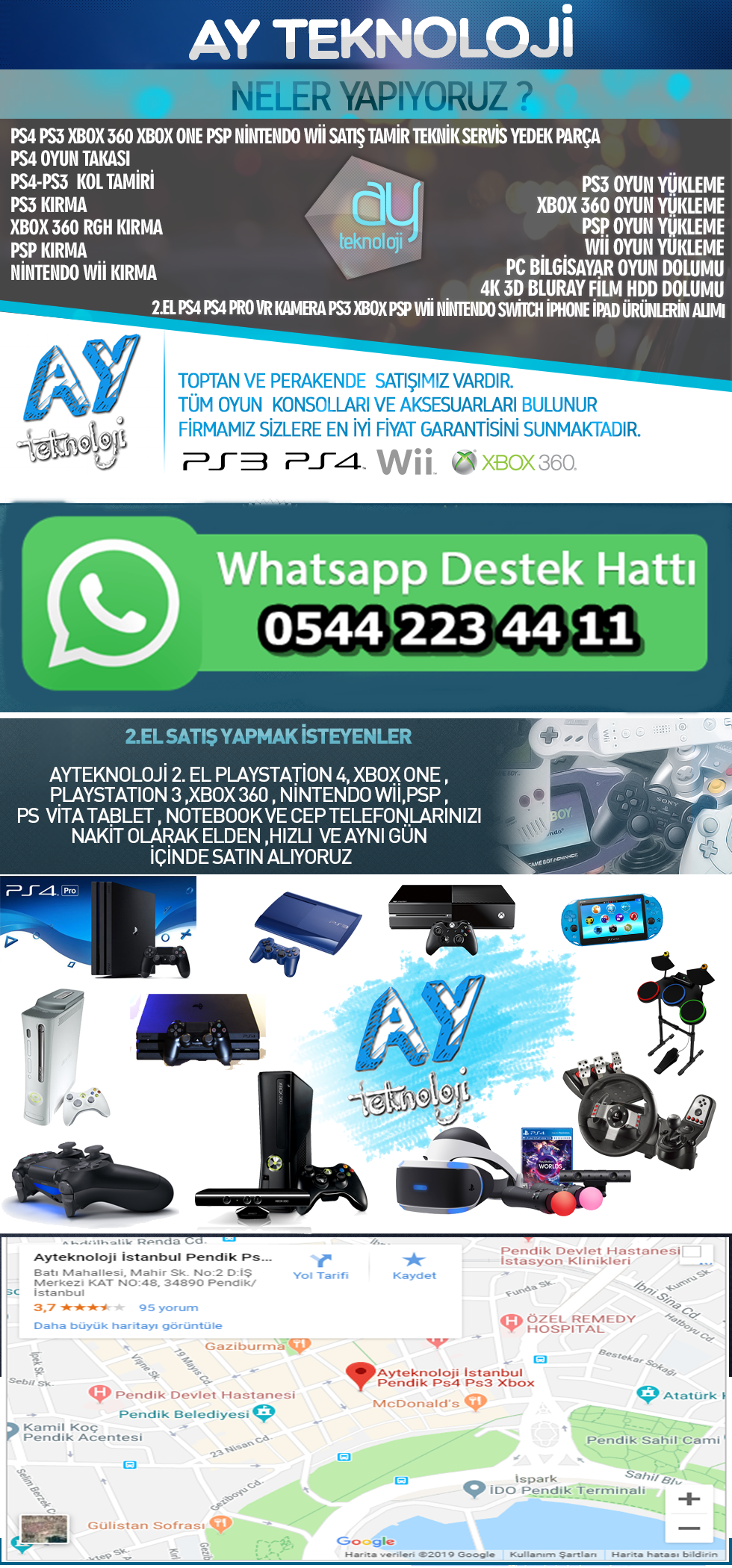XBOX 360+1 TB+1 KOL+KİNECT+500 OYUN+2 YIL GARANTİ PAKET 1 at sahibinden.com  - 696868379