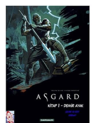 Asgard Demir Ayak Çizgiroman İndir