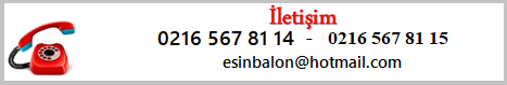 Esin Balon | 0216 567 81 14 | Balon Süsleme Şirketi