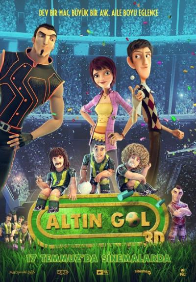 Altın Gol - Metegol 2013 Türkçe Dublaj BRRip 720p 1080p Download Yükle  İndir