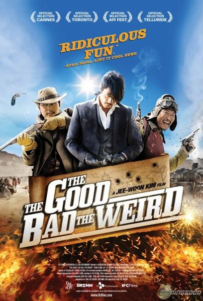 The Good the Bad and the Weird / �yi, K�t� ve Tuhaf / 2008 / G.Kore / Mp4 / TR Altyaz�l�