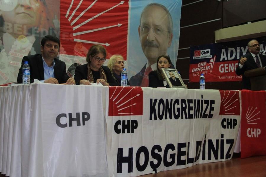 CHP Adıyaman İl Başkanını Seçemedi