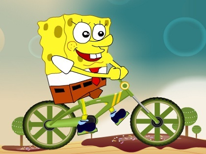 Sünger Bob BMX Oyunu