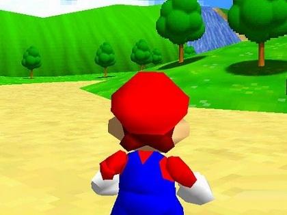 Koşucu Mario Oyunu