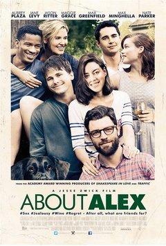 Alex Hakkında - About Alex 2014  Türkçe Dublaj MP4