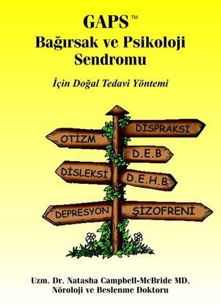 GAPS Bağırsak ve Psikoloji Sendromu İçin Doğal Tedavi Yöntemi Pdf
