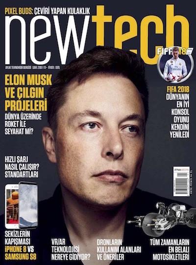 Newtech Kasım 2017