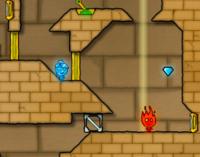 ateş ve su oyunu 2